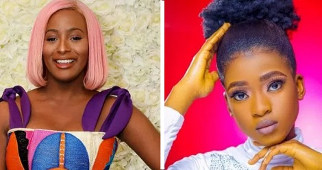'You are Stingy, I swear,' fan attacks DJ Cuppy for saying she's most genuine person