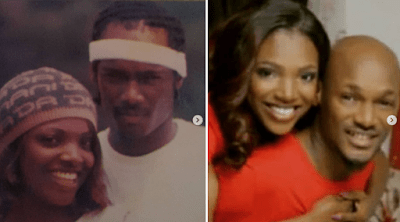 2face is a day late on anniversary wish to wife, Annie Idibia