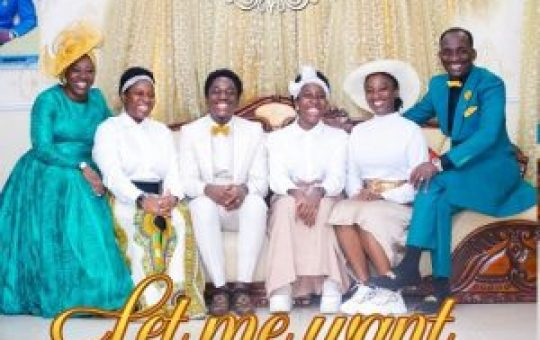 Album: The Paul Enenche Family – Let Me Want What You Want