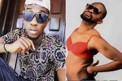 Chef Ayomide blasts actor Uche Maduagwu for lying about being gay