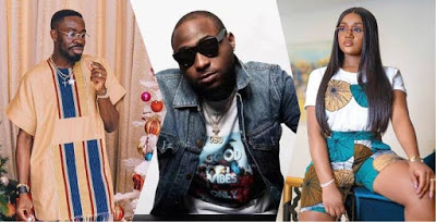 Davido's lawyer talks about Chioma blocking him on IG