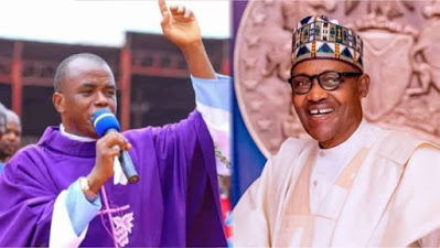Mbaka asked Buhari for contracts, Garba Shehu alleges