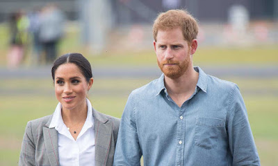 Meghan Markle and Harry had police called to their US mansion 9 times in 9 months