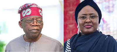 No one can question First Lady's role again, Tinubu says