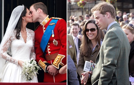 Prince William 'auditioned' Kate Middleton to be his wife and working royal