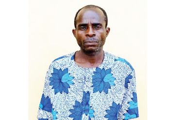 52-year-old Ogun man arrested for defiling daughters, neighbour's niece