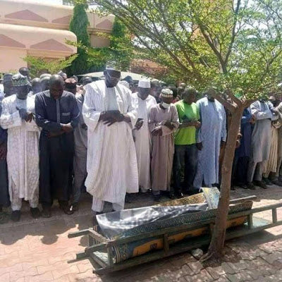 6-year old boy kidnapped by neighbour and murdered after ransom payment is laid to rest