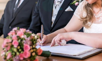 Marriage certificates in England and Wales to include mothers' names for first time