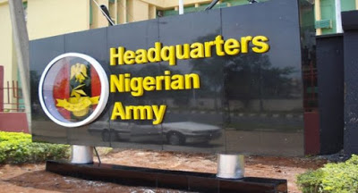 Nigerian military warns politicians, soldiers against coup