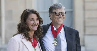 Nigerians react as Bill and Melinda Gates divorce after 27 years