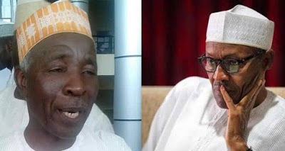 Those condemning Mbaka in Presidency are ingrates biting the hand that fed them – Buba Galadima