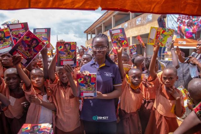 How Phatiah Spiced Up 2021 Children's Day Celebrations with Sumal Food Support