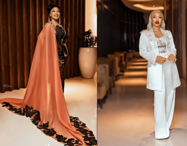 Tonto Dikeh releases stunning new photos as she turns 36