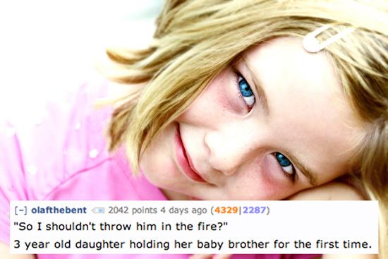 creepy things kids have