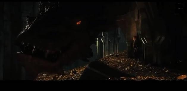 the hobbit desolation of smaug trailer