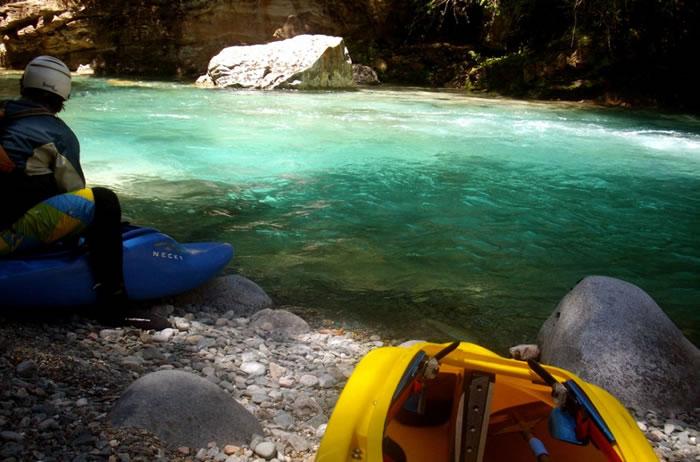 Rio Azul, Argentina