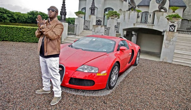 Top 10 Most Expensive Sports Cars Owned By Celebrities 9