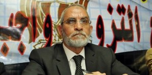 The General Guide of the Muslim brotherhood Mohamed badie met with the former foreign minister of Sudan, urging the Sudanese people to unite in the face of their challenges