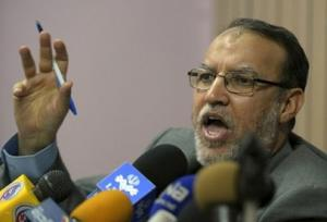 MP Essam El-Erian AFP Photo