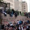 Protests outside US Embassy in Cairo Mohamed Omar / DNE