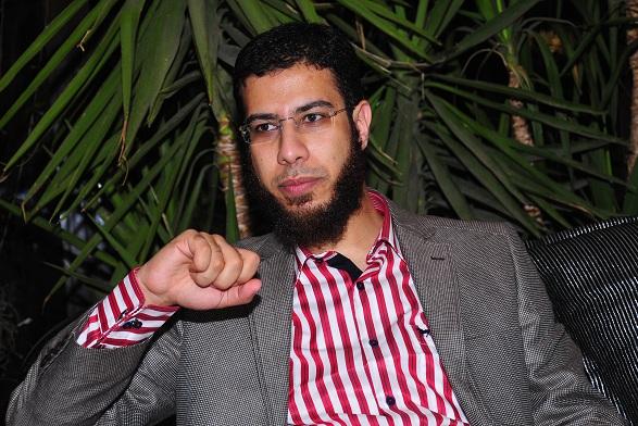 Nader Bakkar speaks to The Daily News Egypt Hassan Ibrahim