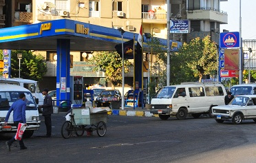 The former Chairman of Misr Petroleum Yehia Shanan has been charged with smuggling gasoline and diesel. (Photo by Hassan Ibrahim)