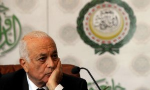 Arabi called for a stop toviolence and military action during the days of Eid. (AFP Photo)