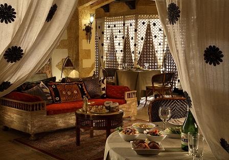 Baalbak in Sonesta Cairo Hotel, Tower and Casino