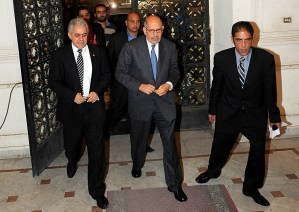 National Salvation Front and Al-Nour Party announced a set of unified demands(File photo) (Photo by Mohamed Omar)