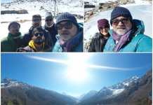 Srijit Mukherji Is Spending Vacation In Sikkim With Mithila And Ayra