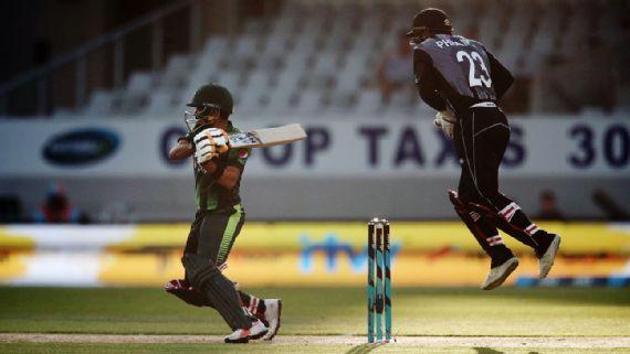 پاکستان نے نیوزی لینڈ کو 48رنز سے شکست دے دی