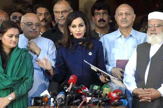 ہمیں ہلکا نہ لیا جائے، اپوزیشن کا تحریک انصاف کے مقابلے میں اپنا وزیرِاعظم لانے کا اعلان