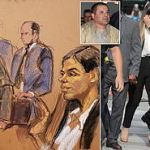 Court Imposes Life Sentence on Mexican Drug Lord ,El Chapo , forfeits $12.6b