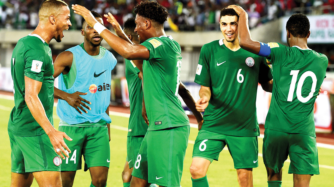 'Sad' Mikel charges Eagles to beat Serbia