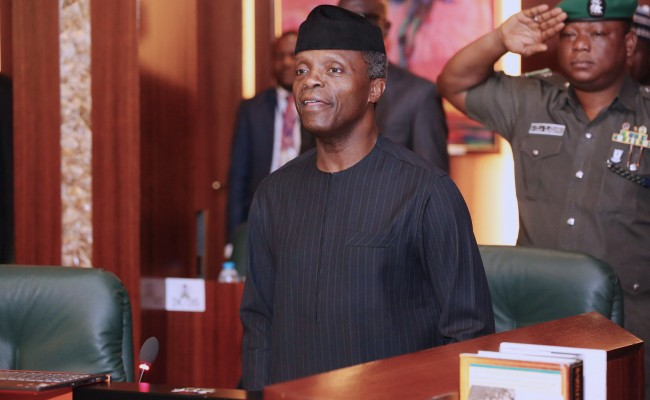 FEC meeting: Unusual turnout as Osinbajo presides