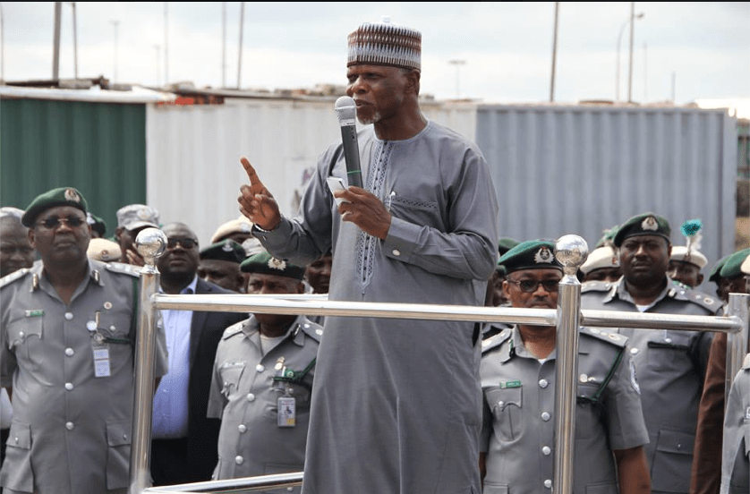 Hameed Ali to Buhari: 'I won't be president at 70 if I were you'