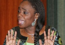 Minister of Finance Kemi Adeosun