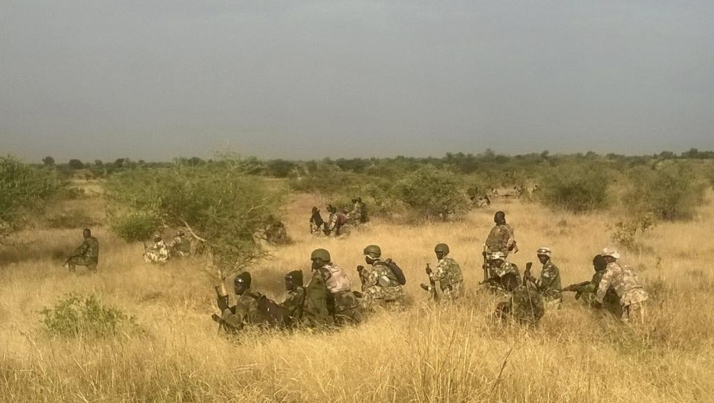 Nigerian troops kill 5, capture Boko Haram commander in Borno
