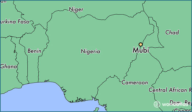 Mosque blasts kill at least 20 in northeast Nigeria