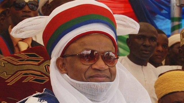Etsu Nupe Alhaji Yahaya Abubakar