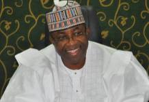 Governor Mohammed Abubakar of Bauchi State