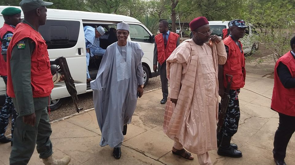 EFCC arraigns ex-minister Mukhtar Shagari, 4 others over N500m fraud