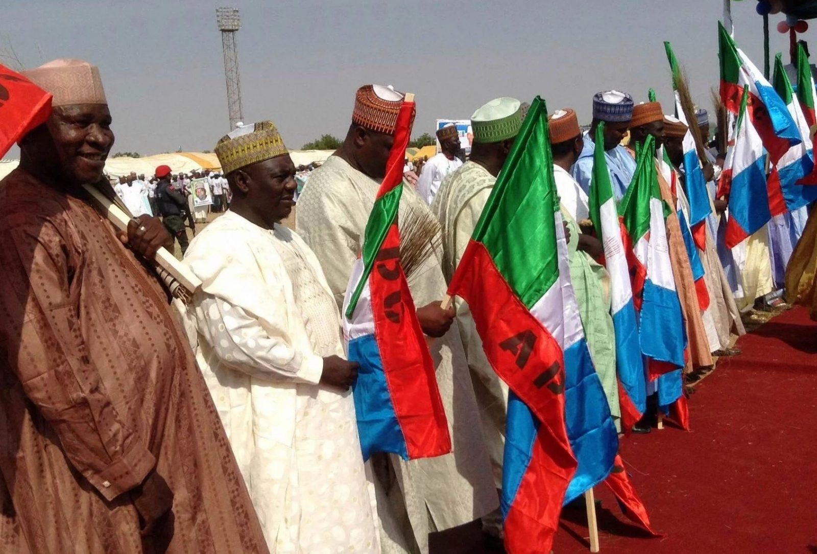 Protest over conduct of APC Ward Congress in Katsina