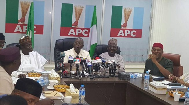 Image result for No defector will win in 2019 elections – APC lawmaker