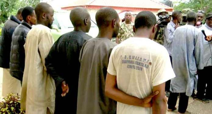 suspects arrested over Plateau killings