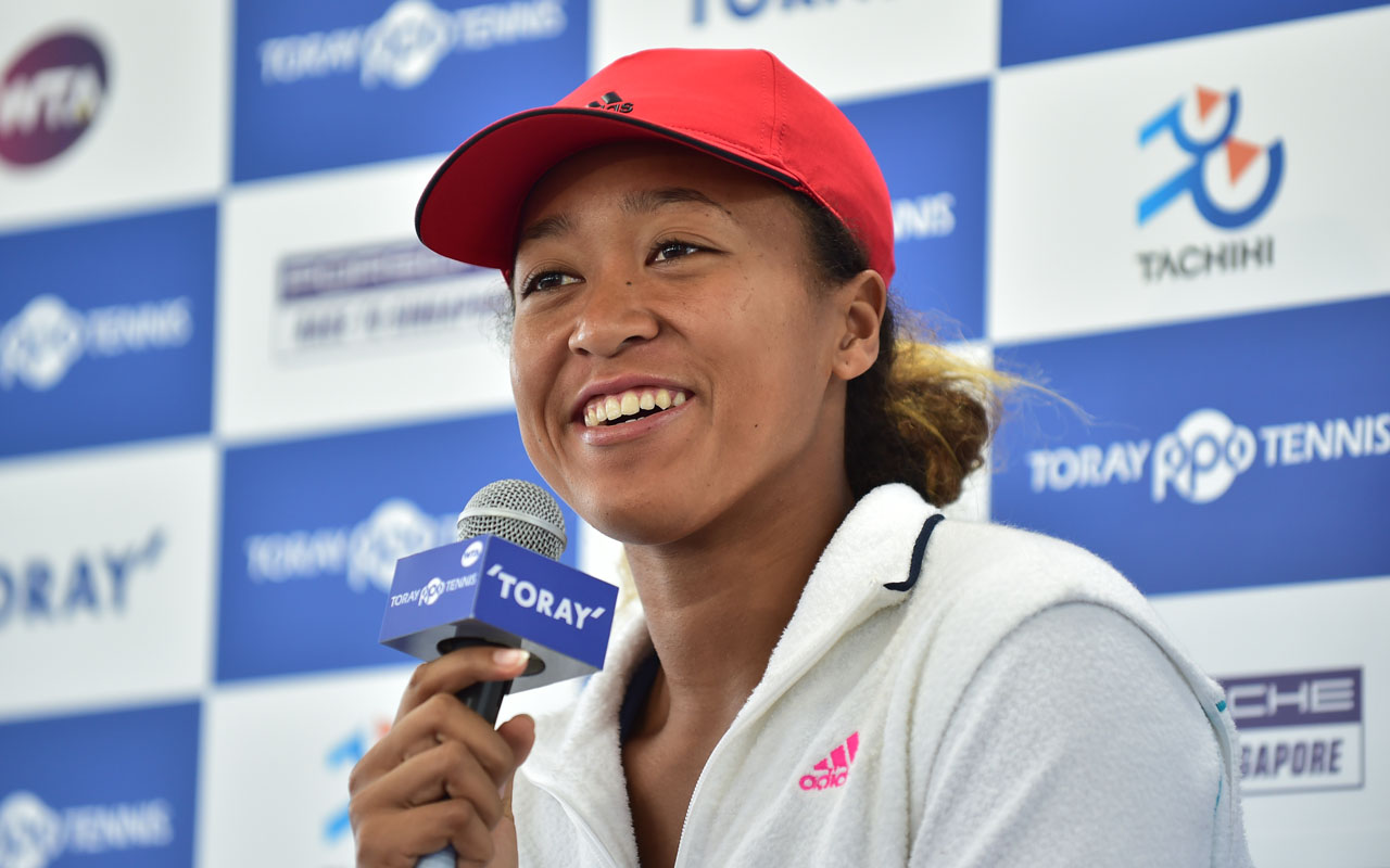 August 2018 Player of the Month: Naomi Osaka