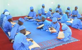 almajiri in school