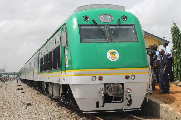 Abuja-Kaduna Train