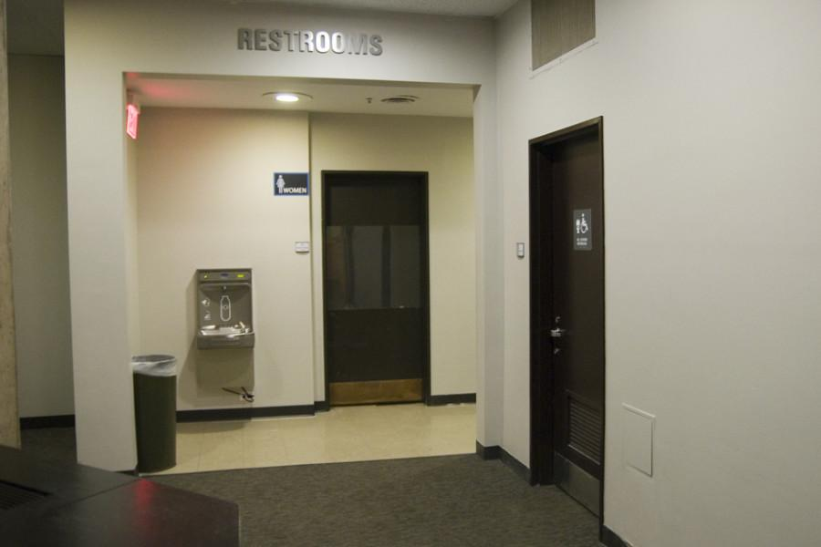 Northwestern opens first genderopen restroom in