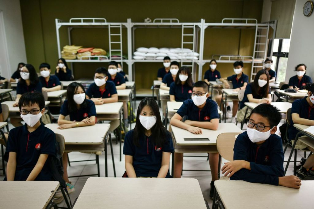 CDC Releases Guidelines For The Reopening Of Schools